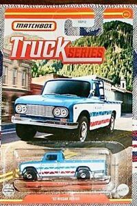 Matchbox 62 Nissan Junior 2021 New Release Truck Series
