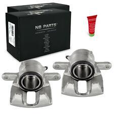 2x Bremssattel Bremszange 54mm vorne für Nissan Micra III K12 Note E11 NE11