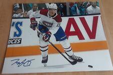 Jesperi Kotkaniemi Montreal Canadiens 8x10 Photo Signed Autograph Reprint