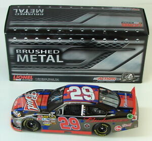 Kevin Harvick #29 LAST ONE of 229 Budweiser July 4th 2011 Brushed Metal Bud 11