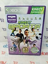 New listing Kinect Sports (Xbox 360, 2010) FREE SHIPPING