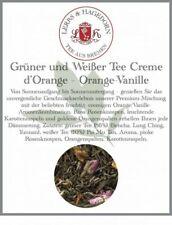 Verde E Weißer Té Crema D'Arancione 1 KG - Orange-Vanille