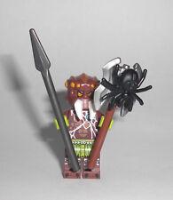 LEGO Legends of Chima - Sparratus - Figur Minifig Spinne Spider Sparatus 70130