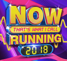 Various - Now Thats What I Call Running 2018 3cd