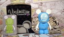 "Disney Vinylmation 3"" Urban 6 Blue Thumb Variant With Card Box Foil Mint"