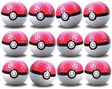 Pokemon Go Ball Golf Balls 12 pack