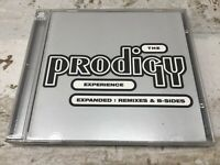 The Prodigy  The Prodigy Experience Expanded Remixes and B-sides PROMO 2 CD 2001