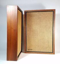 "Goodmans 4-Way 16 ohm Super Slim Speakers ~ England 60's RARE 5"""