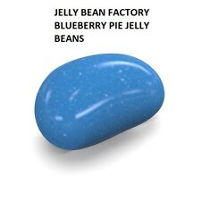 JELLY BEAN FACTORY BLUEBERRY PIE JELLY BEANS RETRO CANDY PICK N MIX SWEETS