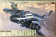 Plastic model kit Hasegawa F-4 phantom FGR Mk.2 1/48