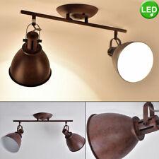 2er Set LED Wand Leuchten Spot Strahler schwenkbar Wohn Ess Zimmer Living-XXL