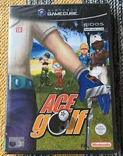Ace Golf Nintendo Gamecube Brand New & Factory Sealed