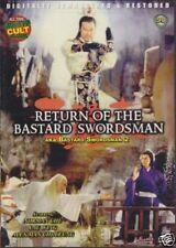return of the bastard swordsman-Hong Kong RARE Kung Fu Martial Arts Action movie