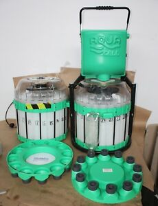 Aquacell Portable Wastewater Sampler P2 MULTIFORM Bottler Battery pack
