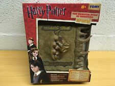 HARRY POTTER TOMY MONSTER BOOK OF MONSTERS NEW SEALED RARE ELECTRONIC SAFE