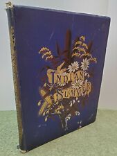 L Clarkson / INDIAN SUMMER AUTUMN POEMS AND SKETCHES 1883 Early Edition