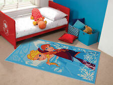 Disney Frozen Princess Elsa Anna Play Mat Rug Children Anti Slip Washable Carpet
