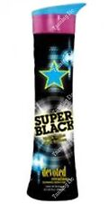 ** NEW ** Devoted Creations SUPER BLACK 250ml sunbed tan lotion