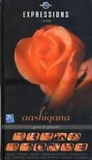 EXPRESSIONS IN LOVE AASHIQANA - NEW BOLLYWOOD GEETS & GHAZALS 3 CD SET