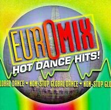 Euromix Hot Dance Hits! Non-Stop Global Dance New cd with We gotta love, Zombie