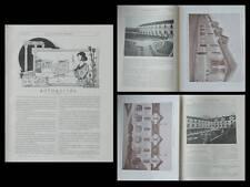CONSTRUCTION MODERNE 22 1905 COUILLY PONT AUX DAMES, MAISON RETRAITE RENE BINET