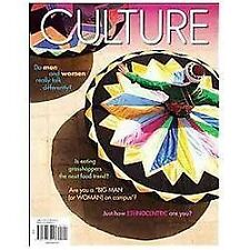 Culture by Lisa Gezon and Conrad Kottak (2013, Paperback)
