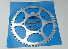 *Rare NOS Vintage SHIMANO 600 'three-bolt' 52T 94BCD alloy chainring*
