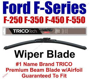 1988-1996 Ford F250 F350 F450 F550 F-Series Super Duty Premium Wiper Blade 19180