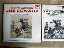 Harry Jackson Cowboy le ballate e le canzoni  - 2LP Albartros + booklet