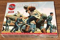 BNIB Airfix Military Model Figures Kit. 1:76 RAF PERSONNEL. Age 8+.