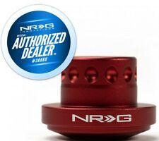 NEW NRG VERSION 2 STEERING WHEEL RACE HUB SRK-RL130H-RD