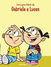 Gabriela e Lucas: Livro para Colorir de Gabriela e Lucas 2 by Nick Snels...