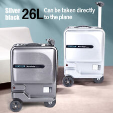 Mini 26L Rideable Travel Suitcase Electric Luggage Scooter Aviation Version USA