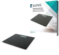 Konig Ultra thin digital personal scale with highly sensitive sensor
