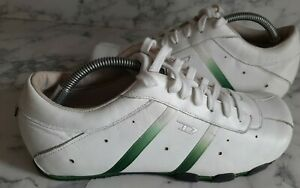 Womens DIESEL Vintage Leather Trainers UK 7 EU 40 EXCELLENT Cond