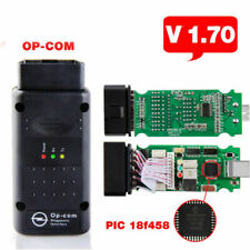 Opcom V1.7 For Opel Car PIC18F458 Chip  EOBD OBD2 Scan Tools With Software