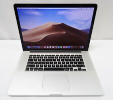 Apple MacBook Pro 10,1 Early 2013 Retina Core i7-3840QM 16GB RAM 250GB SSD Mojav