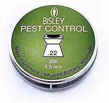 Bisley Pest Control Air Gun Pellets