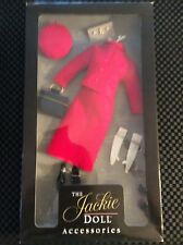 Franklin Mint Jackie Kennedy Mountie Red Suit New