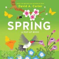 Spring: A Pop-up Book [Seasons Pop-up] Carter, David Good