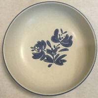 "Vintage Pfaltzgraff USA ""Yorktowne"" 8.5"" Diameter Stoneware Bowl - 7-11"
