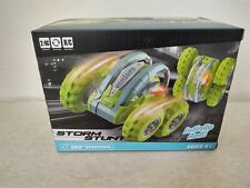 INVINZER Remote Control Car RC Stunt Toy 360°Flip Roll New Free Shipping