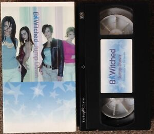 B*WITCHED ' JUMP DOWN ' UK PROMO VIDEO-VIDEO VHS/PAL/NTSC.