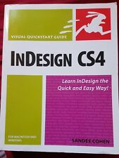 InDesign CS4 for Macintosh and Windows: Visual QuickStart Guide by Sandee Cohen…