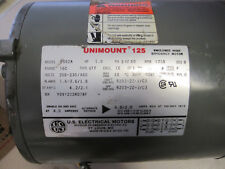 U.S Electrical Motors F052A Motor with Gear Reducer PRO2844