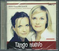 CD Duo Villarceaux `Tango Nuevo` Neu/New/OVP Piazzolla, Markus Horn - 2 Klaviere