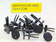 15 Lower Sill Molding Push Type Retainers Auveco #18269 Jeep Laredo : 6503106