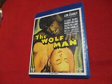 "BLU-RAY NEUF ""LE LOUP-GAROU (THE WOLF MAN)"" Claude RAINS / George WAGGNER"