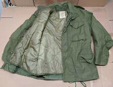 Vtg Army Field Coat w/ Liner M-65 Cold Weather Medium 1970 Vietnam Era Winfield