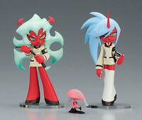 Phat Panty & Stocking with Garterbelt Scanty & Kneesocks with Fastener Figure